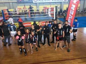 Kickbox box ioannidis team kallithea
